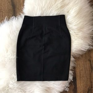 Express Knit Pencil Skirt